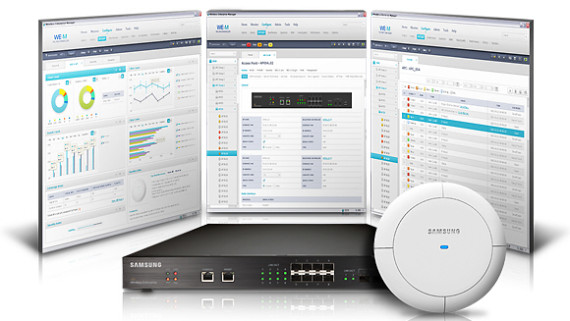 samsung wireless LAN