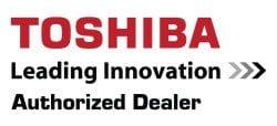 Toshiba Authorized Partner